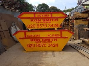Ron Smith Recycling Skip Hire